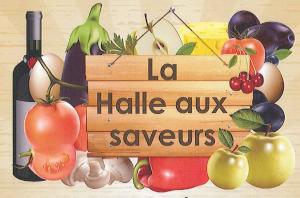 logo Halle aux Saveurs