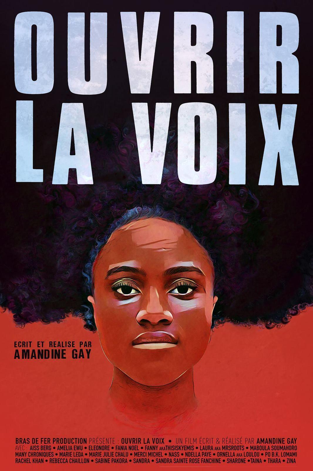 27/09/17 - Projection du documentaire OUVRIR LA VOIX d'Amandine Gay - Marseille