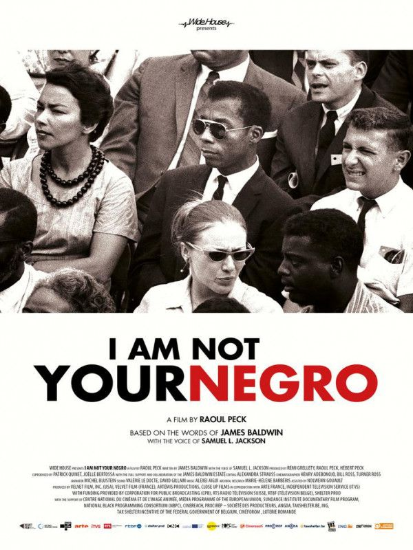 I'am not your negro à l'Alhambra