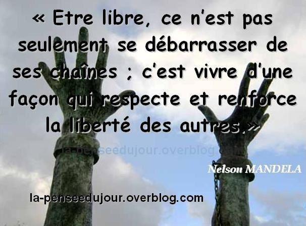La Pensée Du Jour - Votre Blog de Citations, Paroles, de Vidéos et ...
