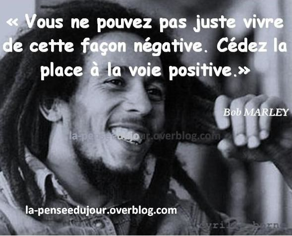 bob marley citations d'amour