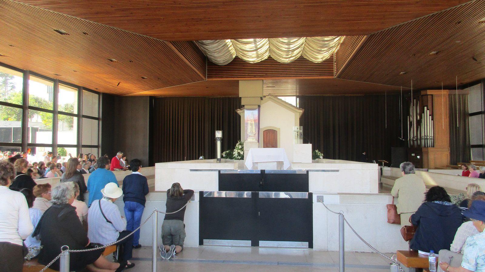 La chapelle des apparitions