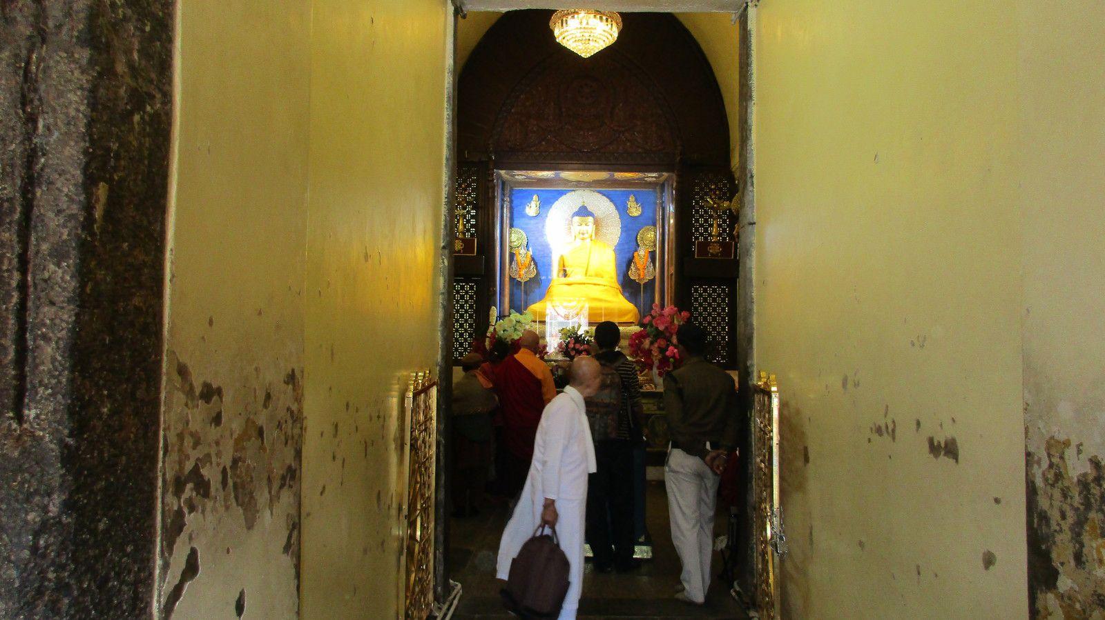 Voyage en Inde, au pays du bouddhisme 1/2