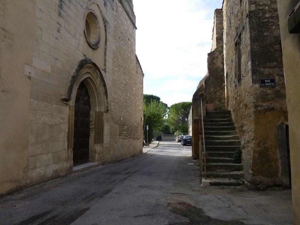 Rue principale.