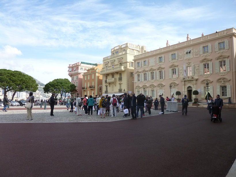 La Place du Palais.