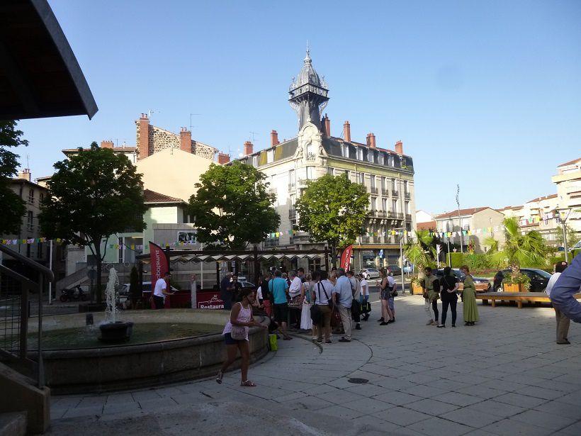 Les dentelles du Puy-en-Velay.