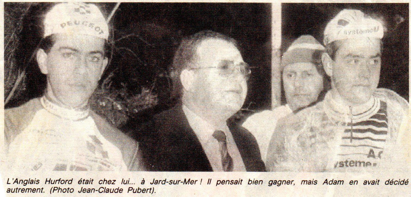 Jard sur Mer 1988.