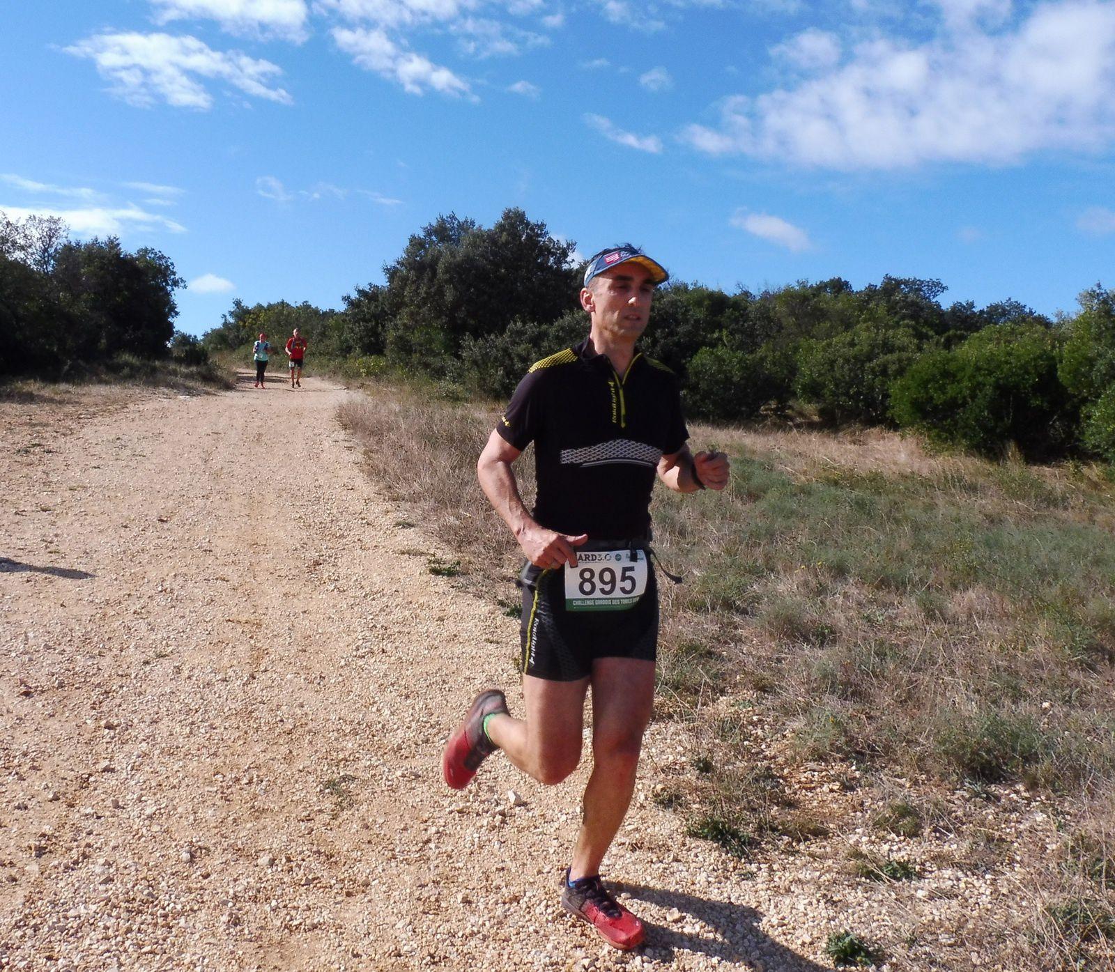 Trail du Pont du Gard 2018.