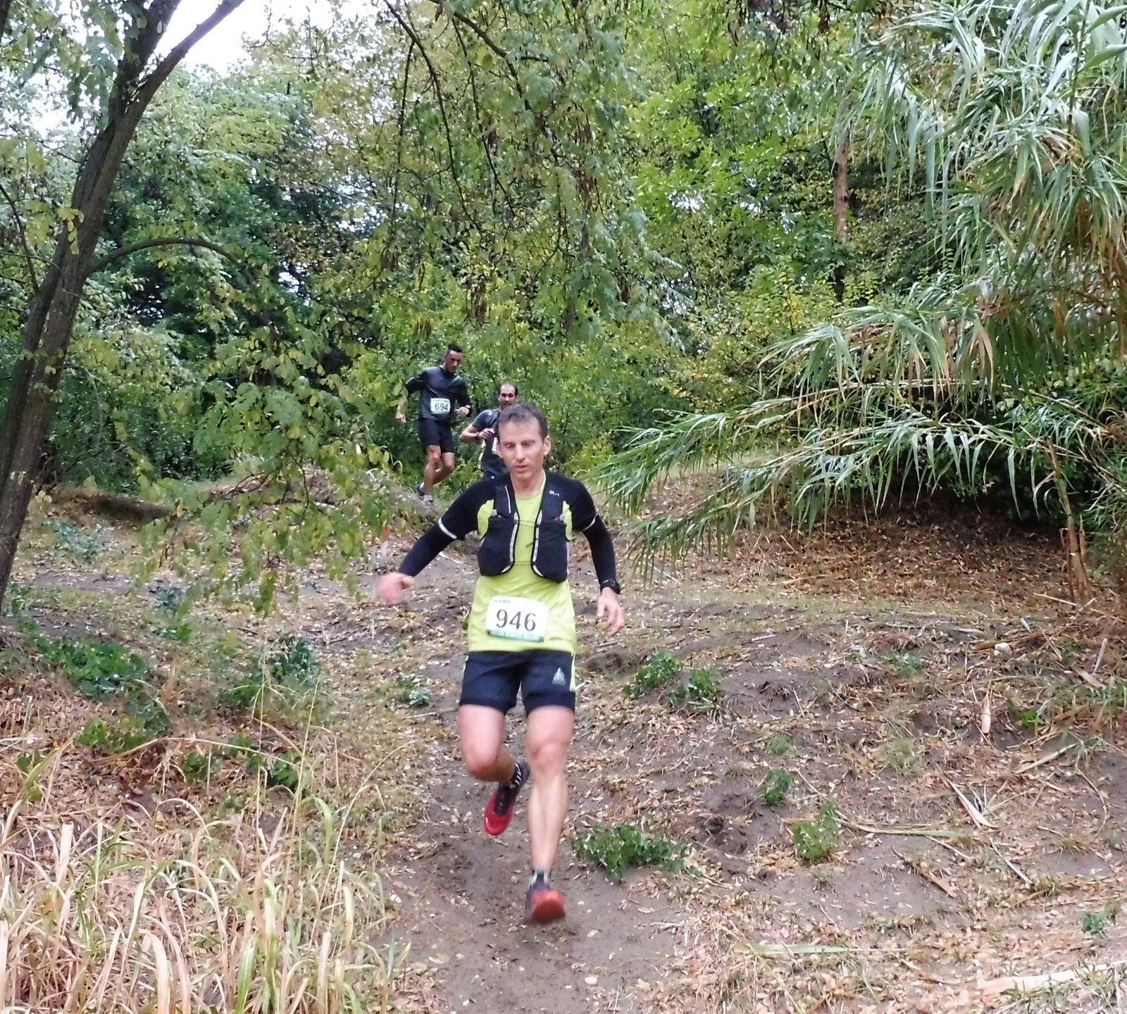 SCHRAPP Nicolas, deuxième sur le 30 km.