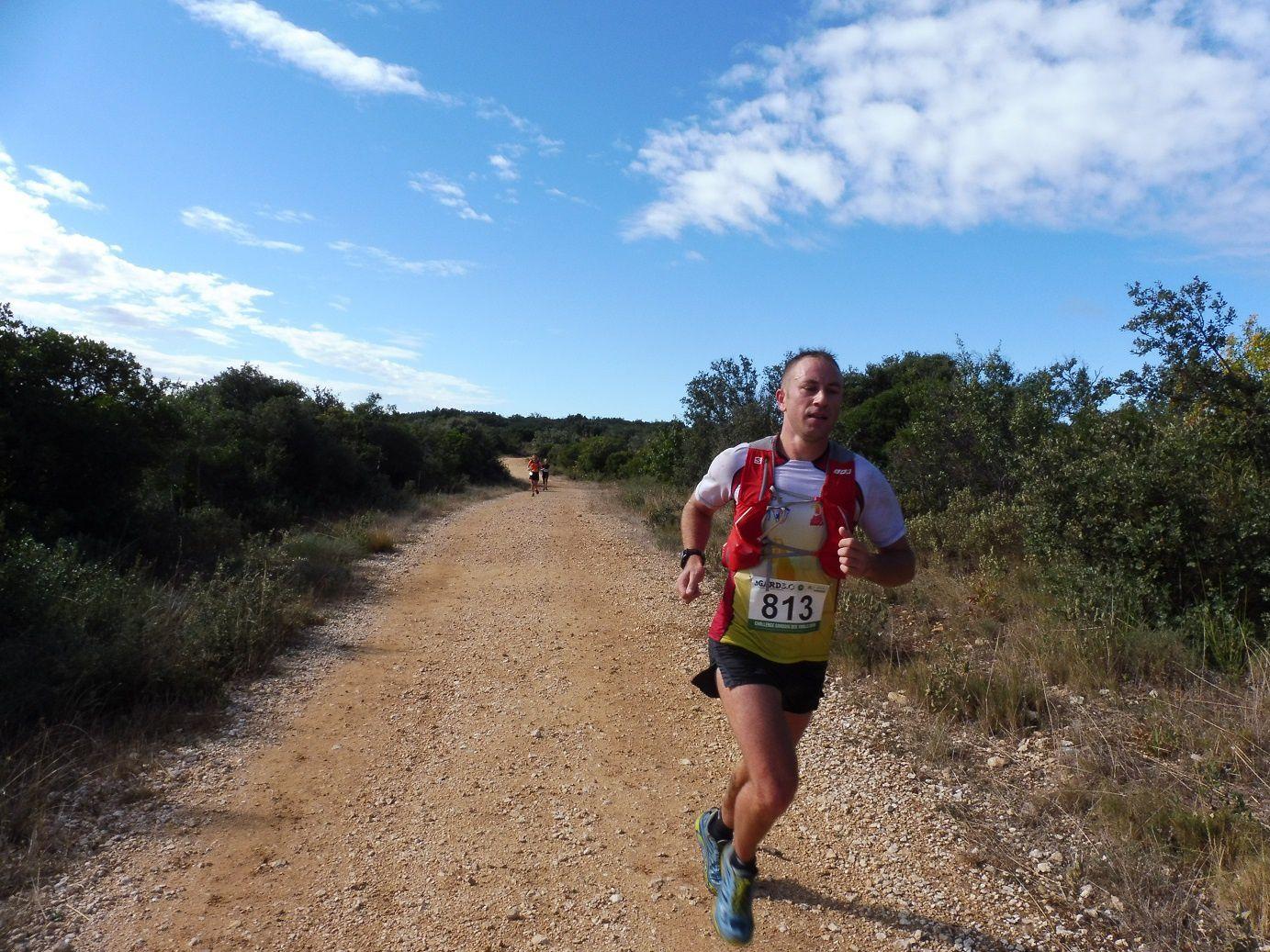 BELLAILA Arnaud, quatrième sur le 30 km.