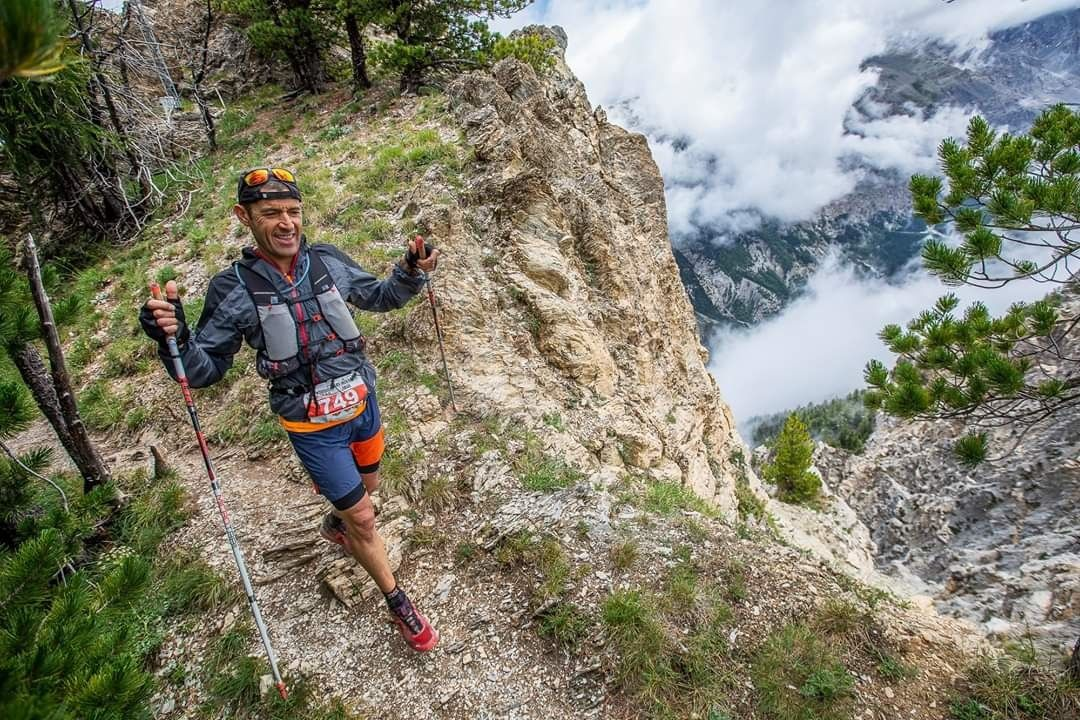 Vars Mountain Trail 2019.