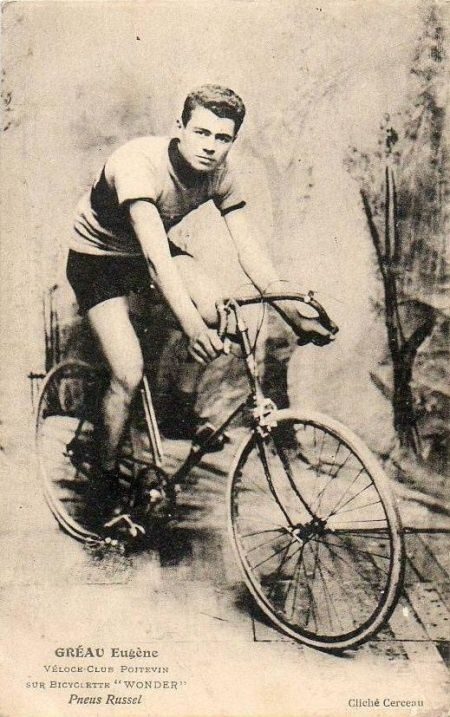 Eugène GREAU, 47ème du Tour de France 1929.