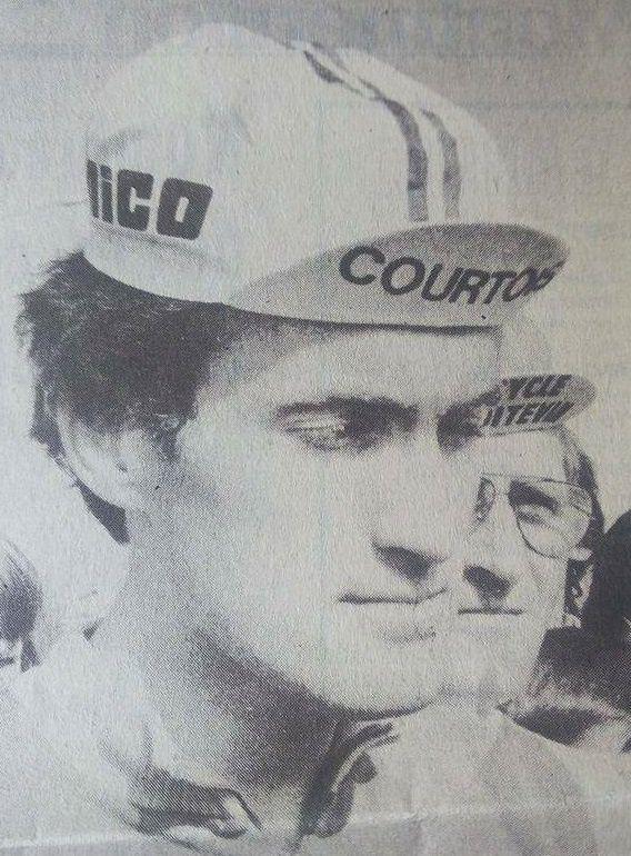 Jard - Les Herbiers 1982.