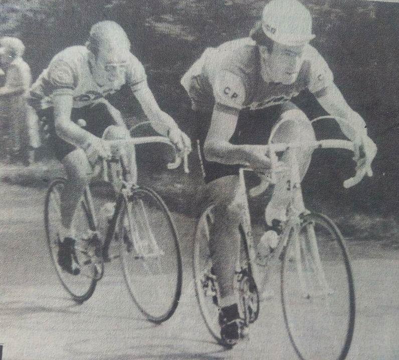 La Couronne en 1984.