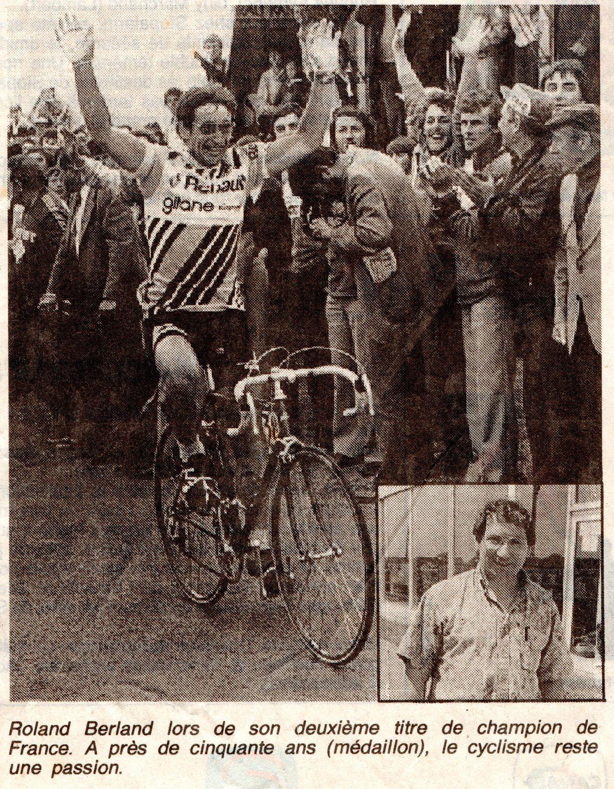 Championnat de France professionnel 1979.