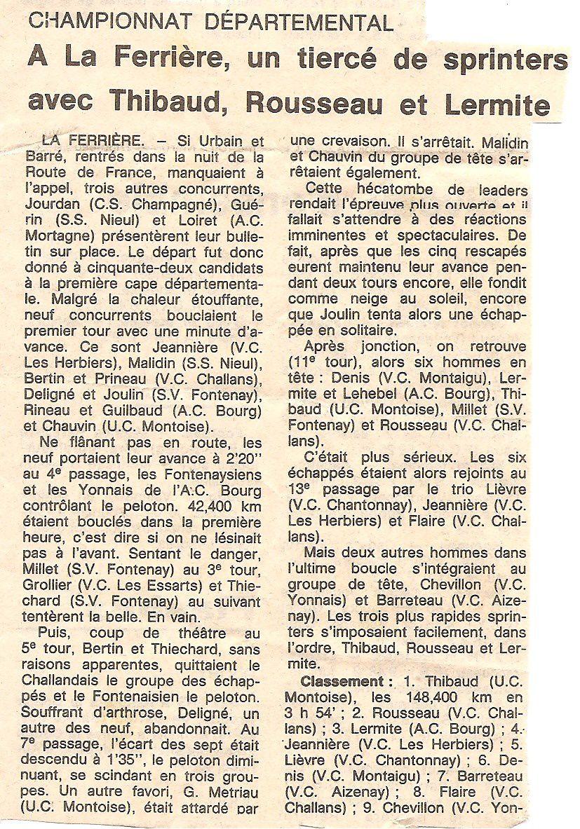 En 1983.