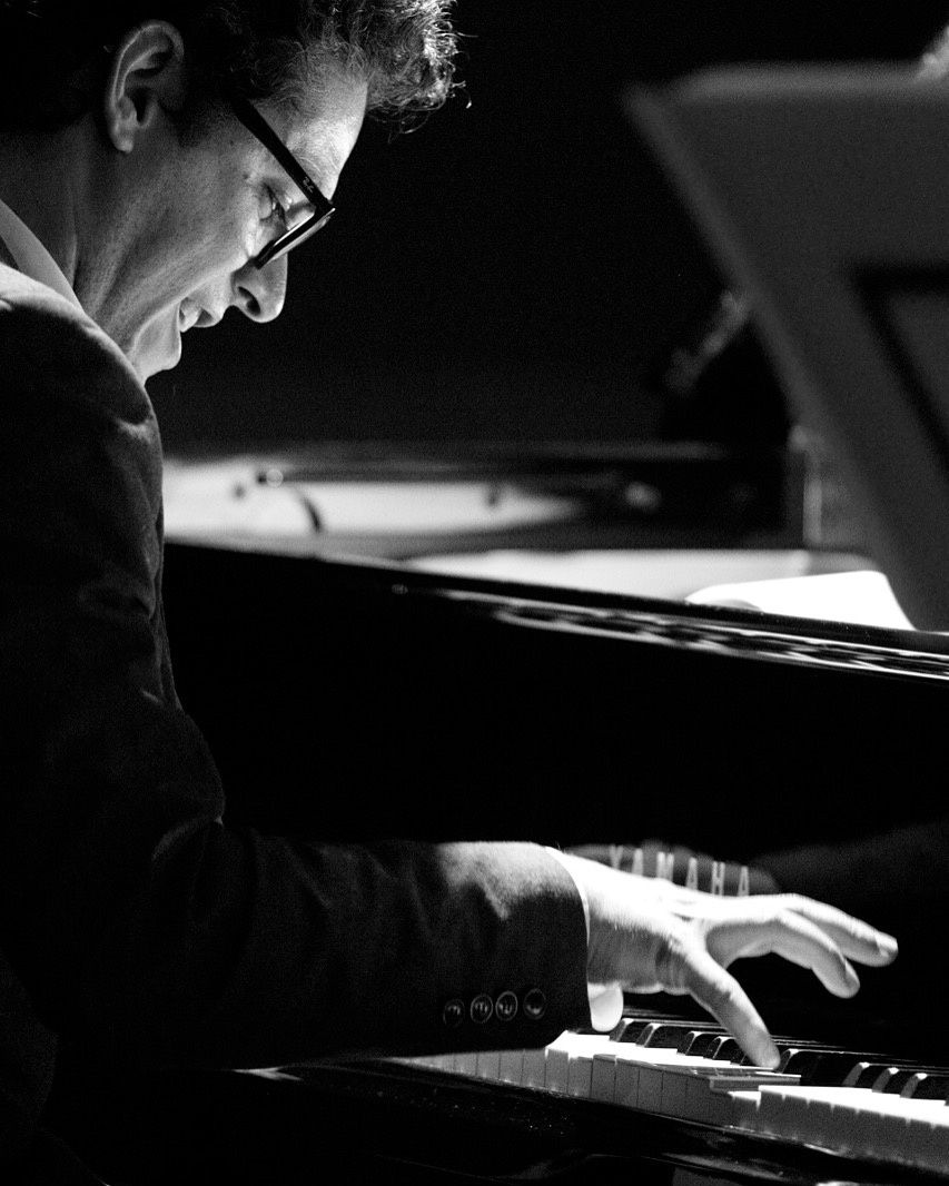 CMQ BIG BAND, LUIS GUERRA, Cafe Berlín, MADRID