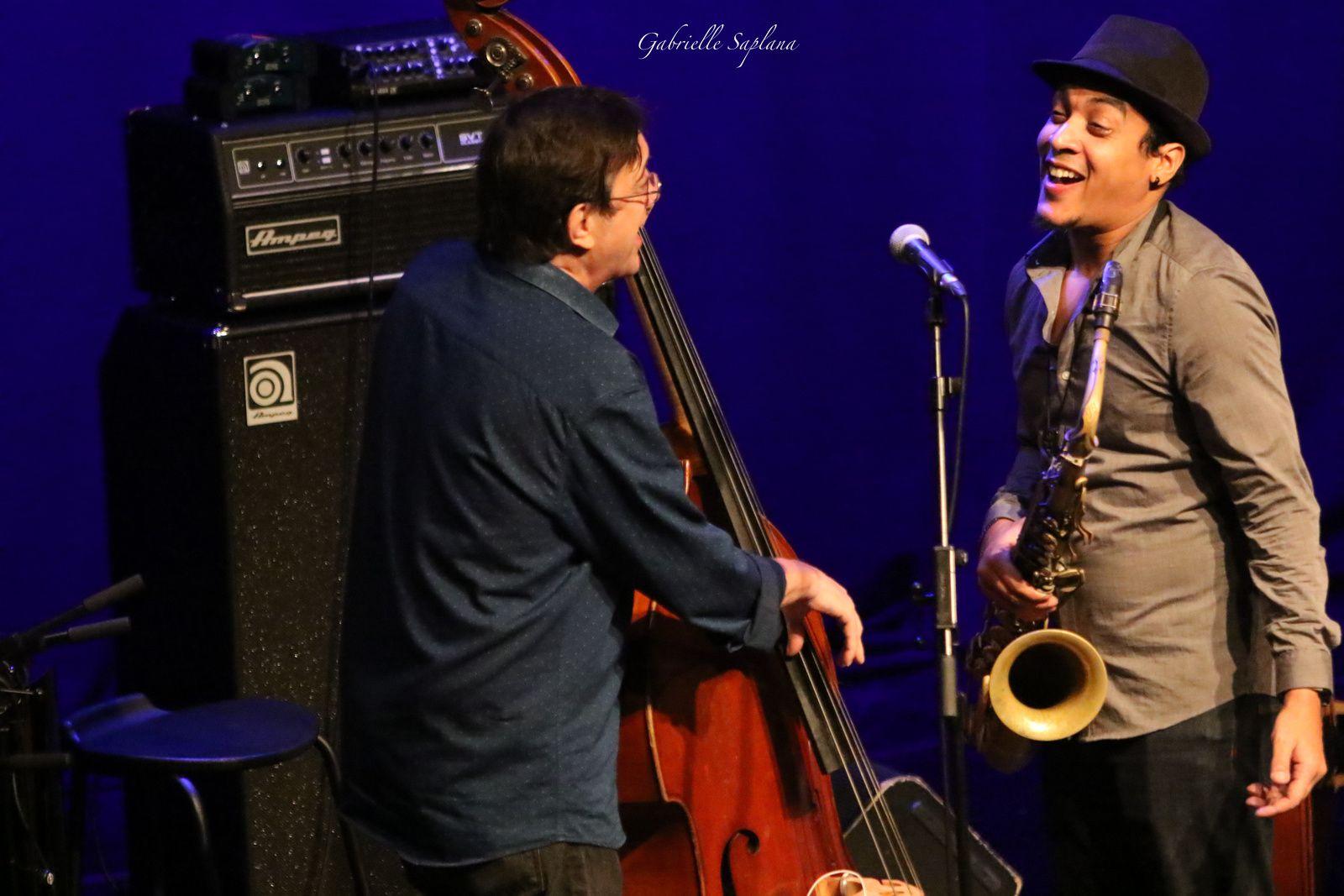 Javier Colina, Bilbao, BBK jazz festival (ES)