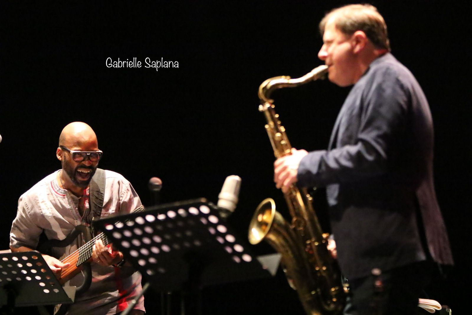 Dave Holland, Chris Potter, Lionel Loueke, Eric Harland
