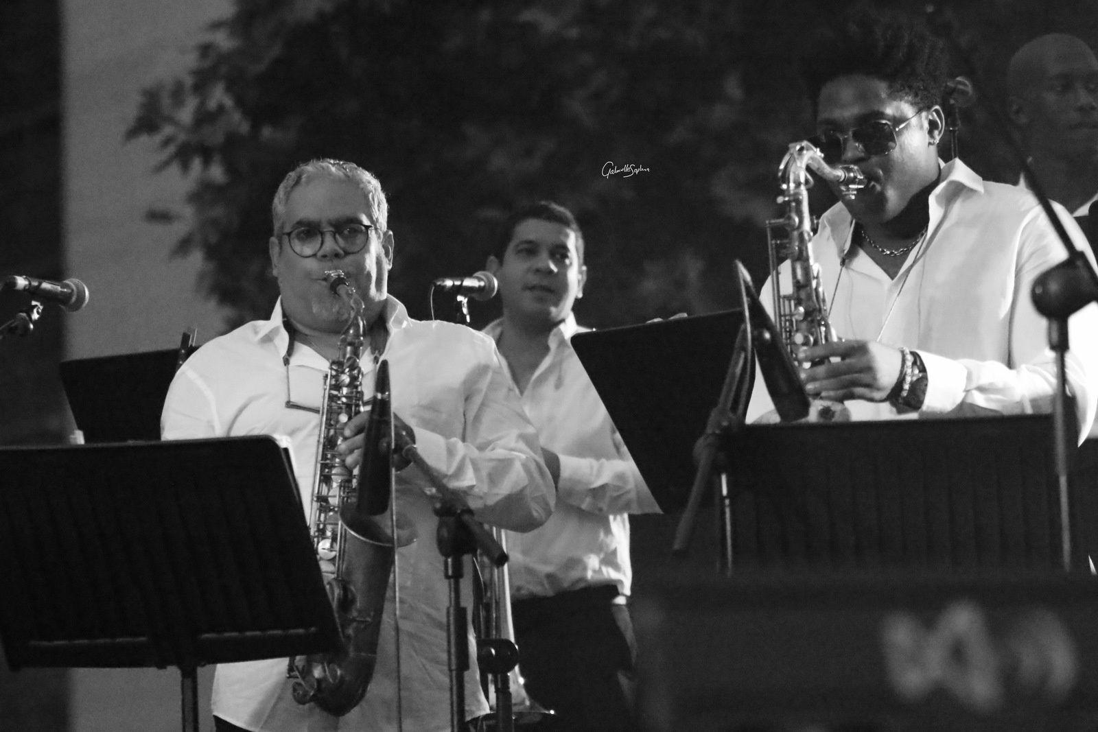 Orquesta Akokán/ Cimafunk, Veranos de la Villa 2019, Madrid
