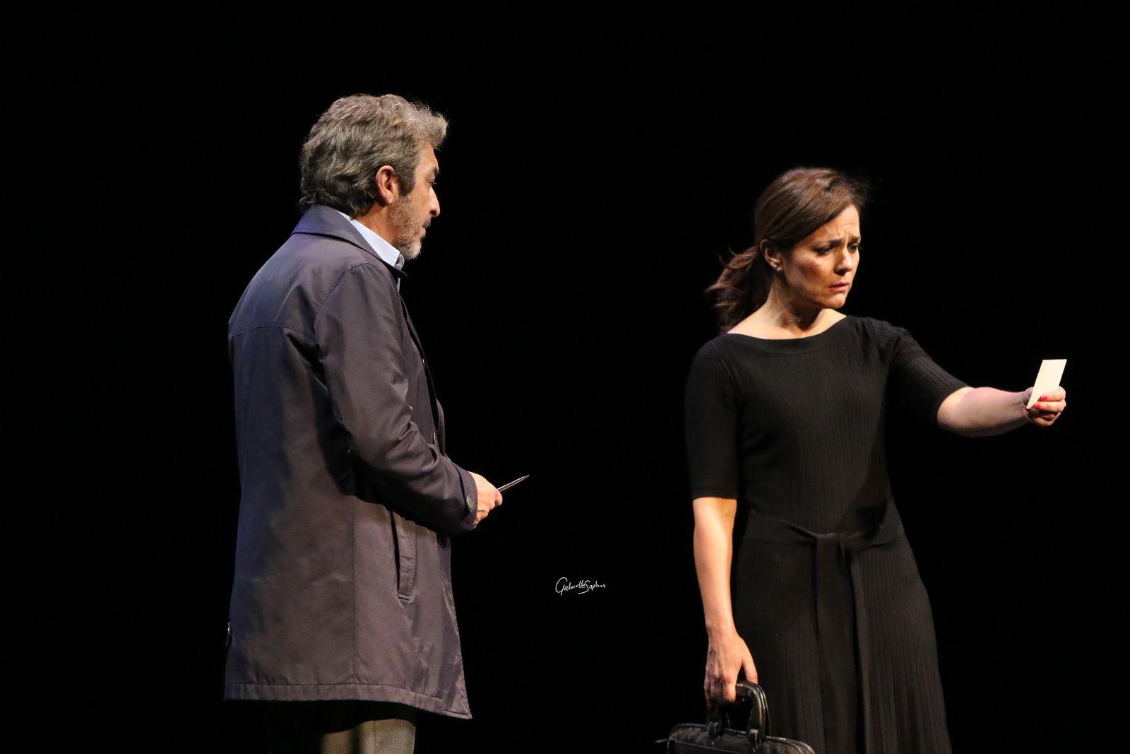 ESCENAS DE LA VIDA CONYUGAL, Ricardo Darín & Andrea Pietra, Bilbao 2019