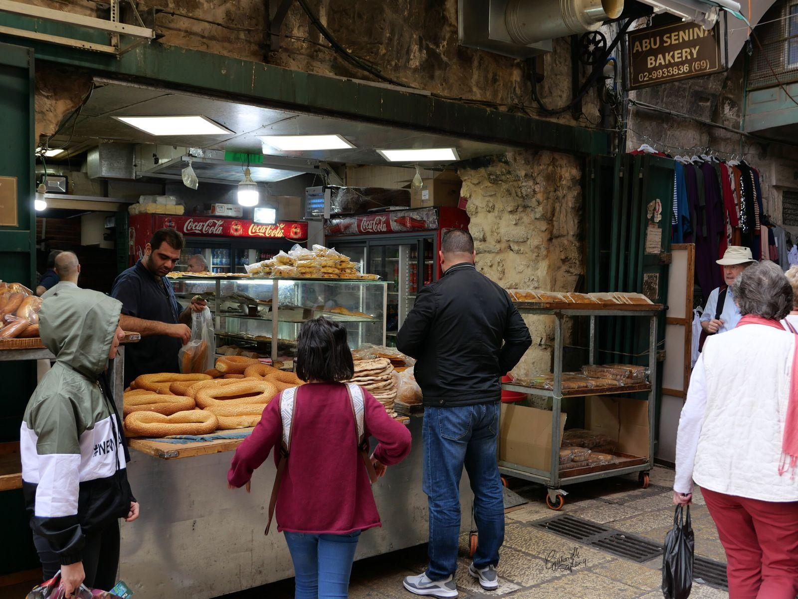 Jérusalem/Palestine/Masada