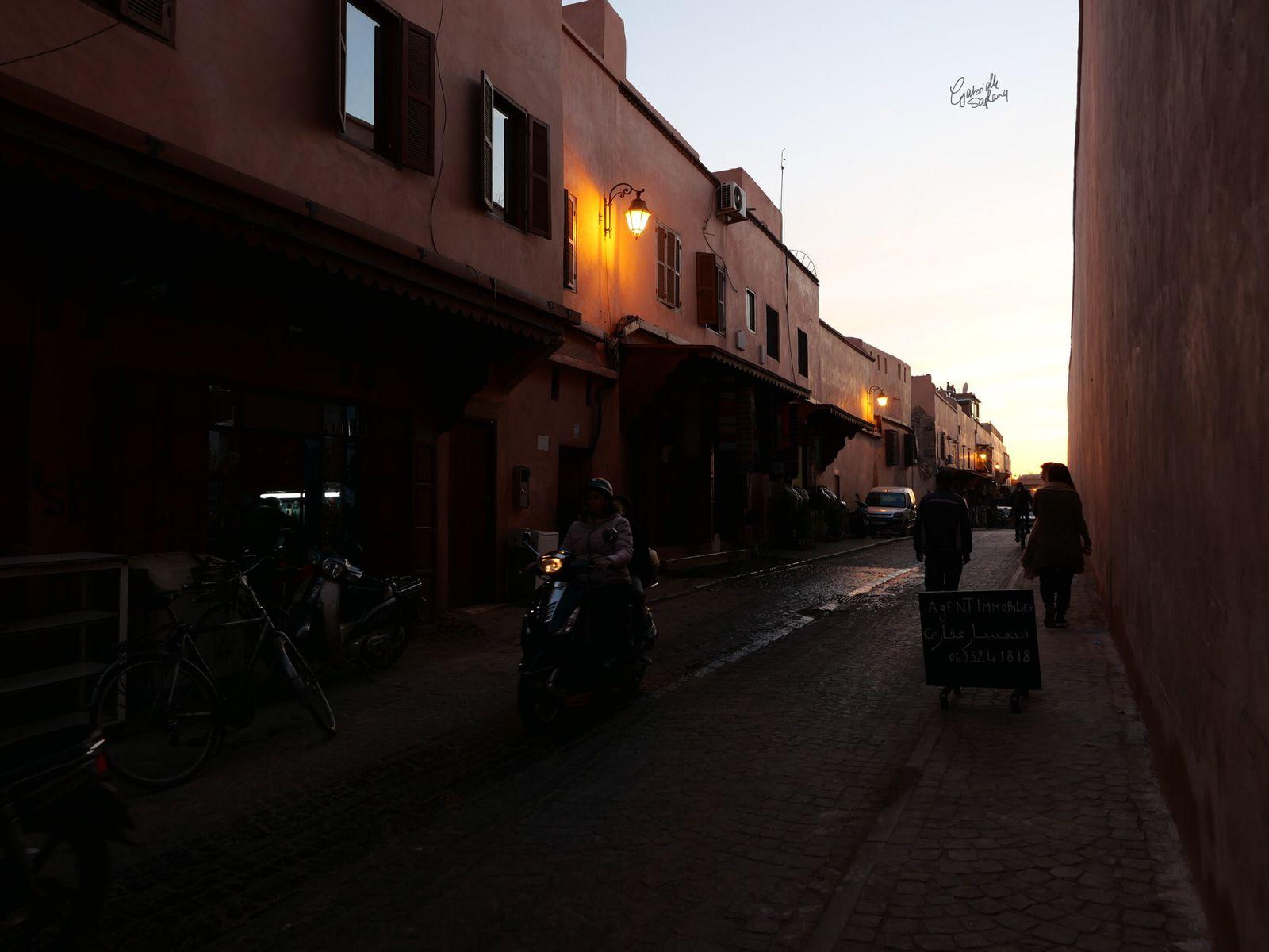 Marrackech, Maroc, 2020