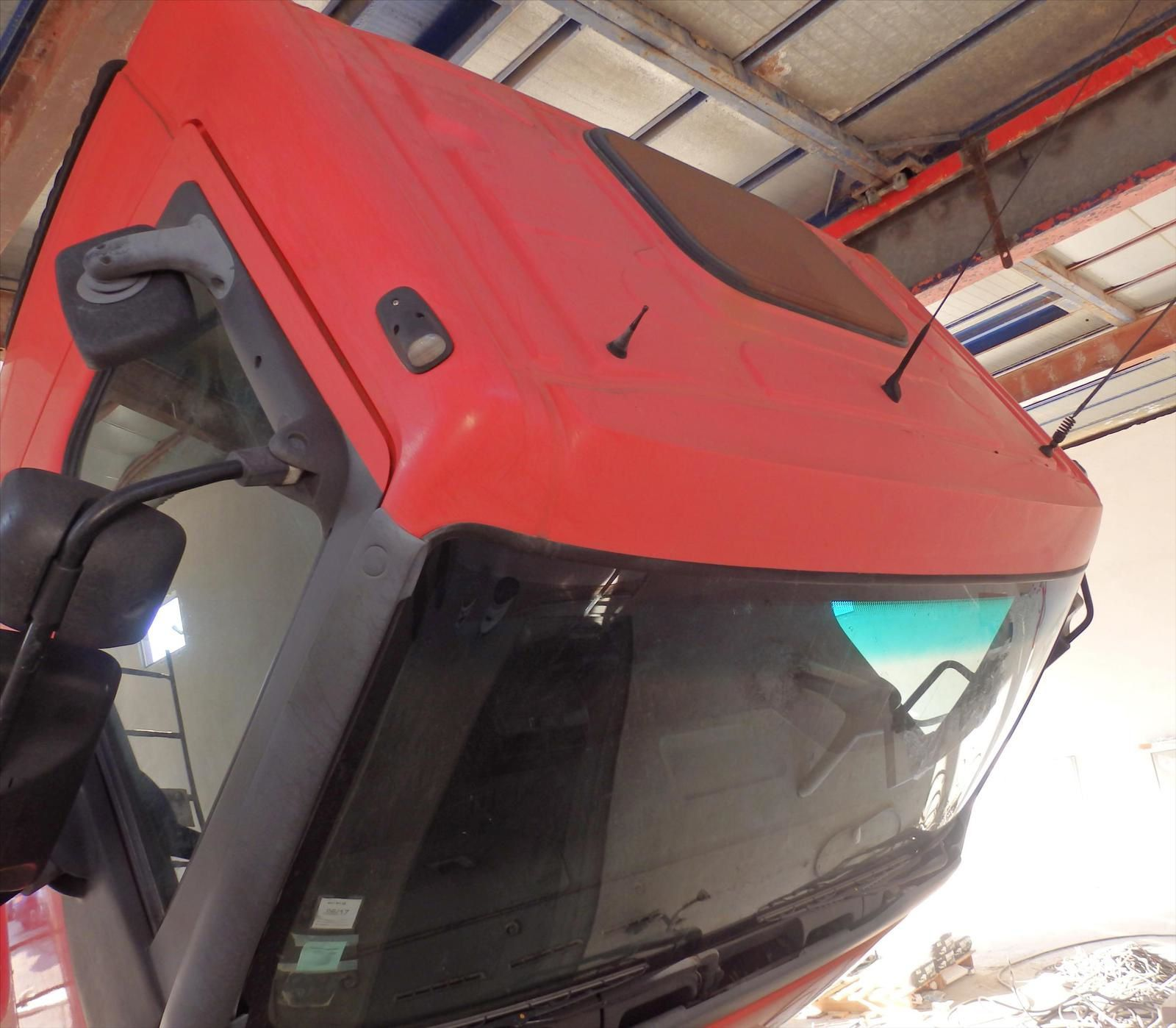 Tracteur Renault Premium 400 Benne Grue Tel: 0608066192 TRANSCOMM13