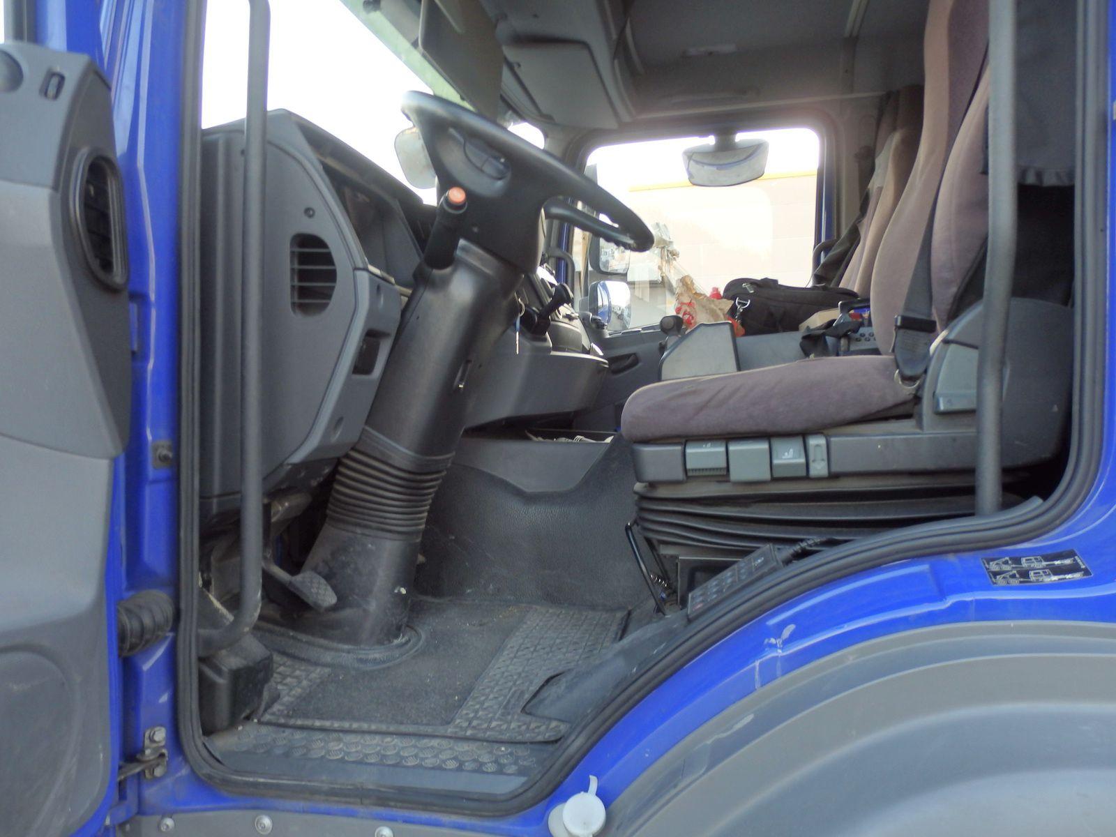 Camion Mercedes AXOR 1833 Tel: 0608066192 TRANSCOMM13 Pierre BASSAT