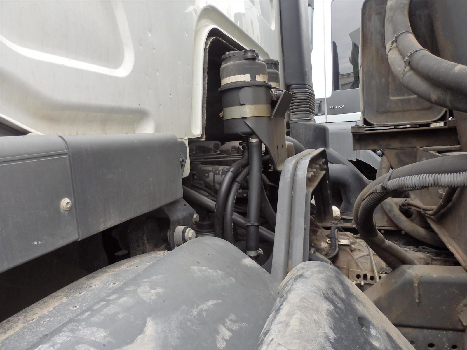 Camion KERAX 8x4 Benne Enrochement Tel: 0608066192 Pierre BASSAT TRANS.COMM.13