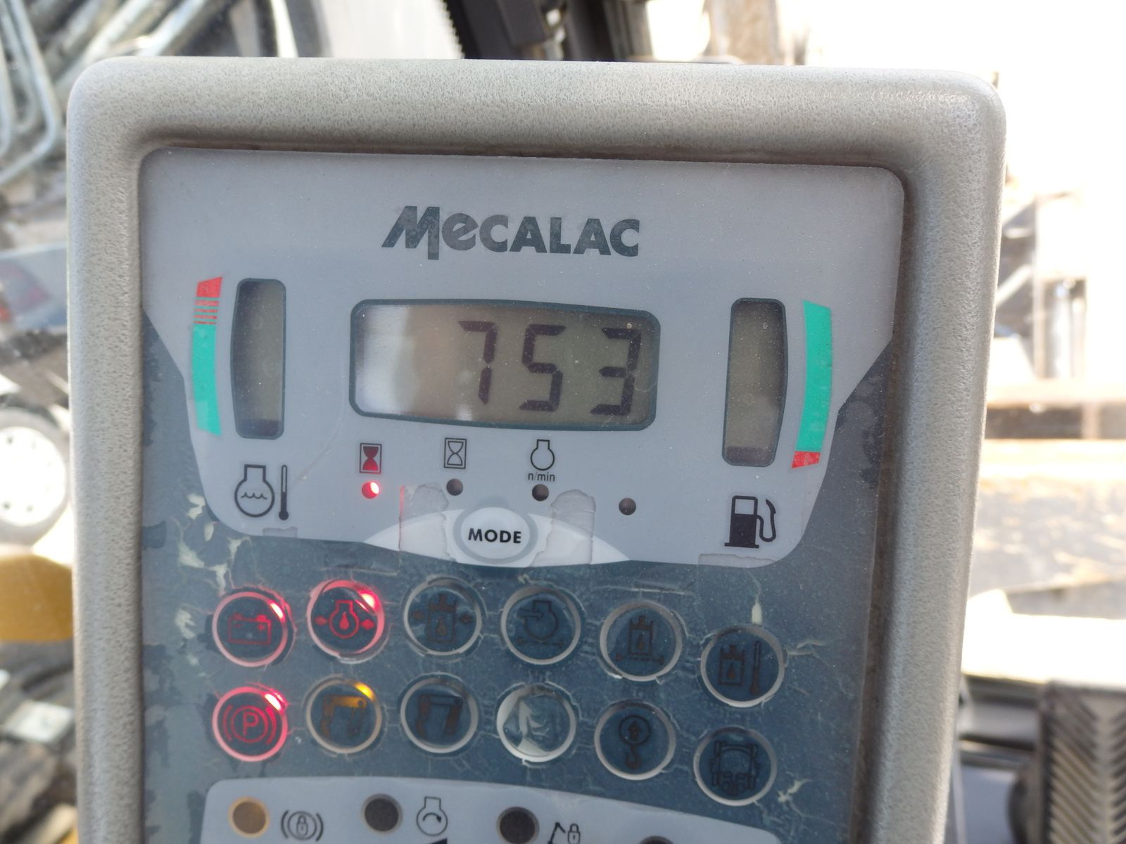 MECALAC 12 MSX Tel: 0608066192 Pierre BASSAT TRANSCOMM13