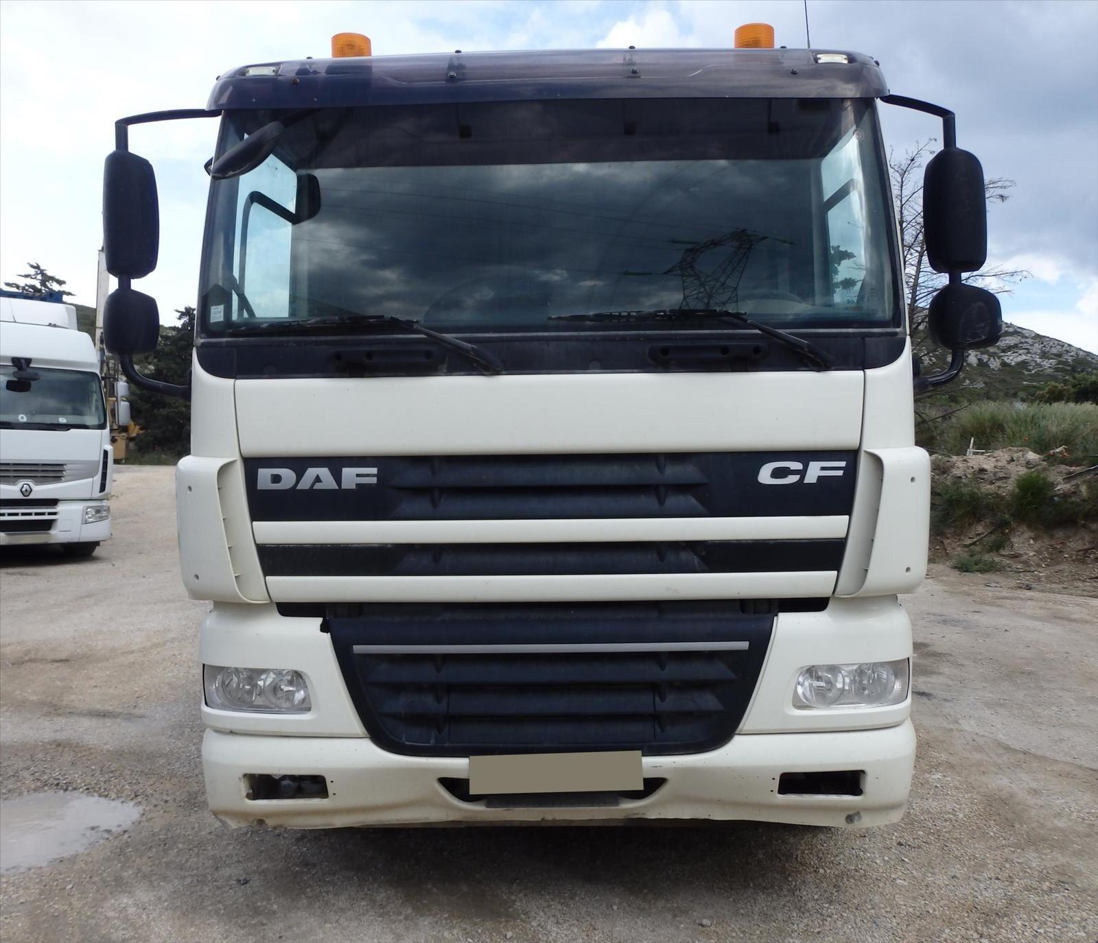 3 TRR DAF XF 85-460 Tel: 0608066192 Pierre BASSAT TRANSCOMM13