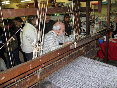"""Photos supplémentaires en cliquant sur le lien dans le titre """"  l'atelier textile Bochard """""""
