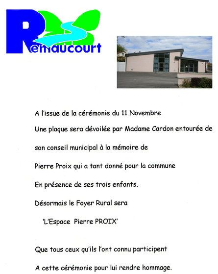 Info Mairie