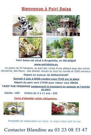 Info Foyer Rural Remaucourt-Loisirs