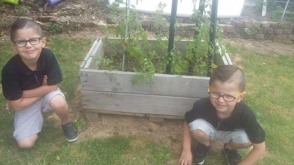 Papé jardinier fait des émules...