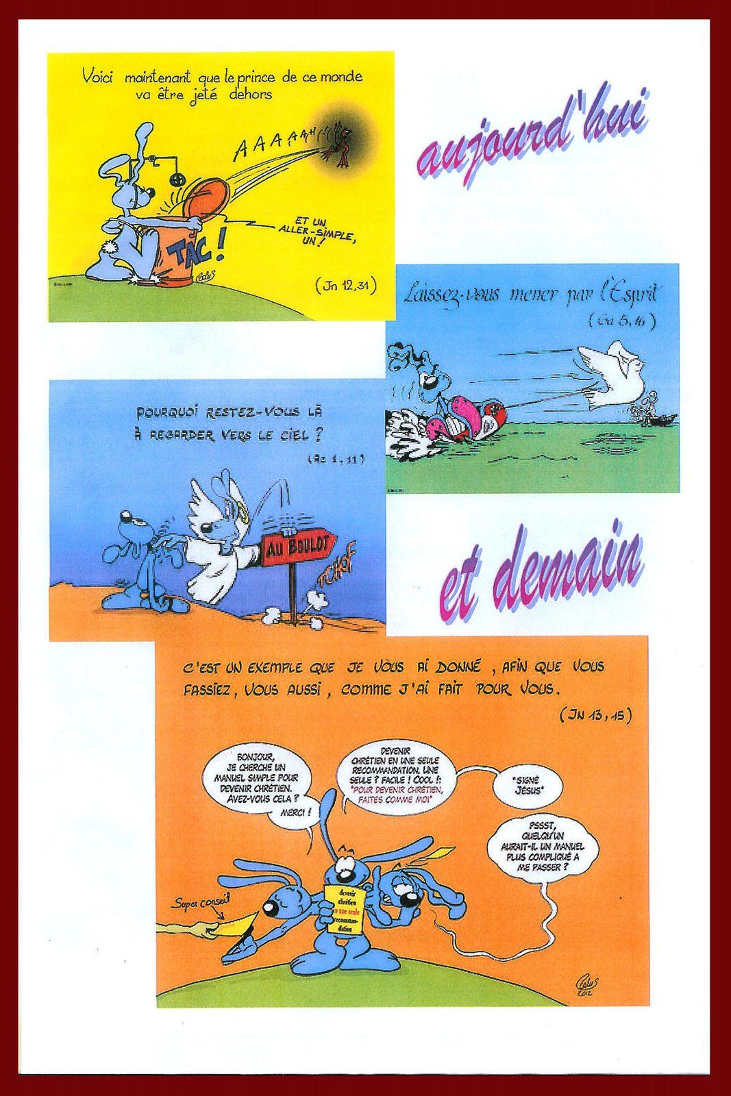 Bulletin paroissial n°87.