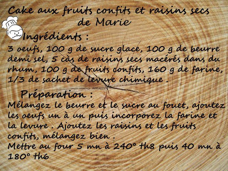 Petite astuce pour les raisins ! ... Toujours avoir un petit bocal à conserve avec des raisins macérant dans du rhum prêt à servir ...