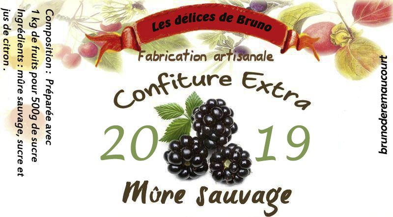 "En mode ""confiture"" ce week-end !"
