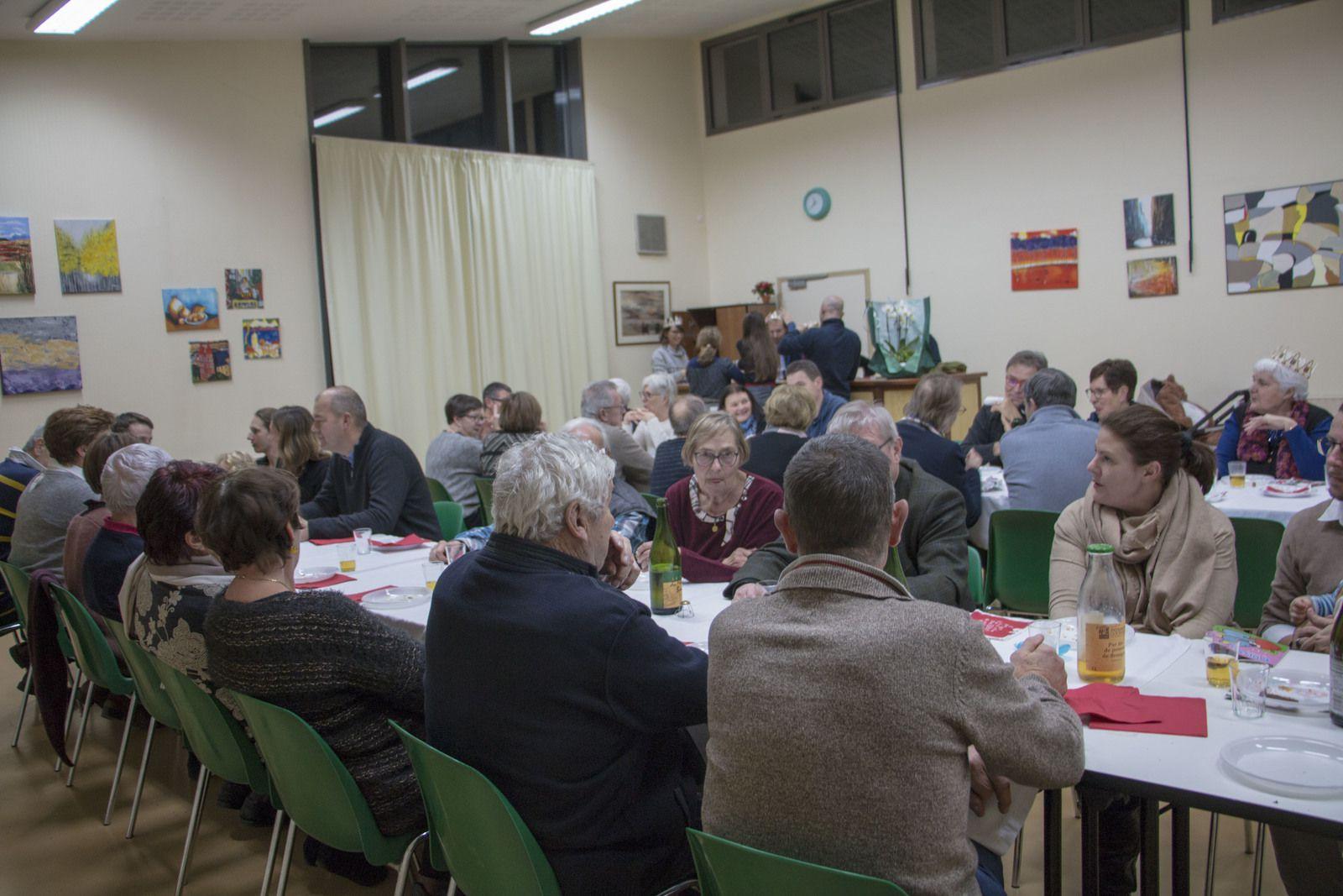 Retour en image sur la soirée organisée par le foyer rural.