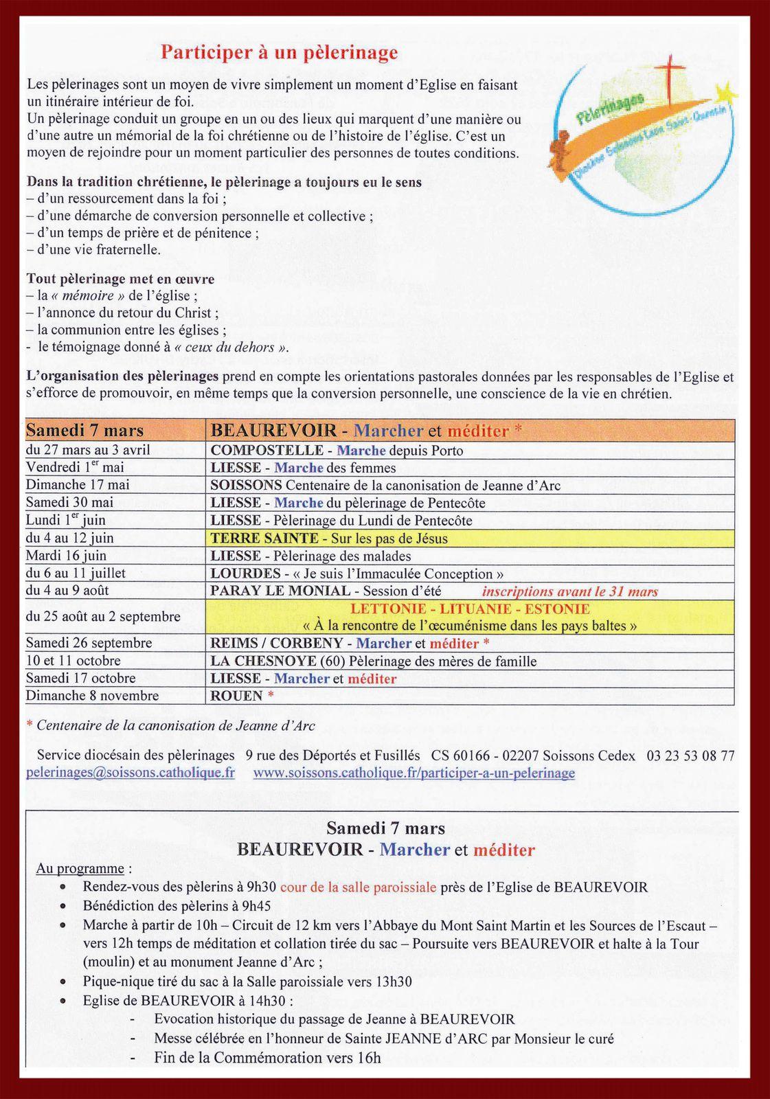Bulletin Paroissial n°97 (mars à mai 2020).