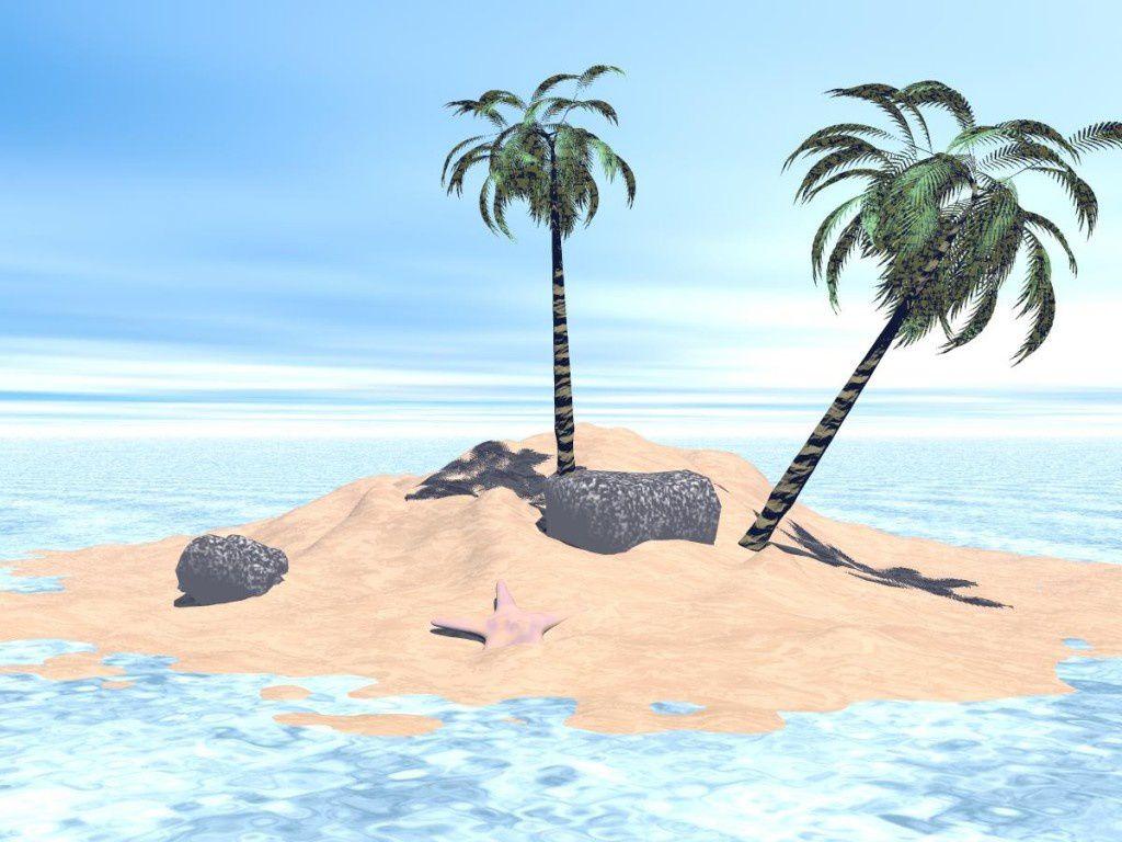 L'île déserte