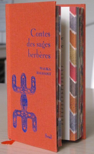 Contes des sages berbères de Malika Halbaoui, éd. Le Seuil