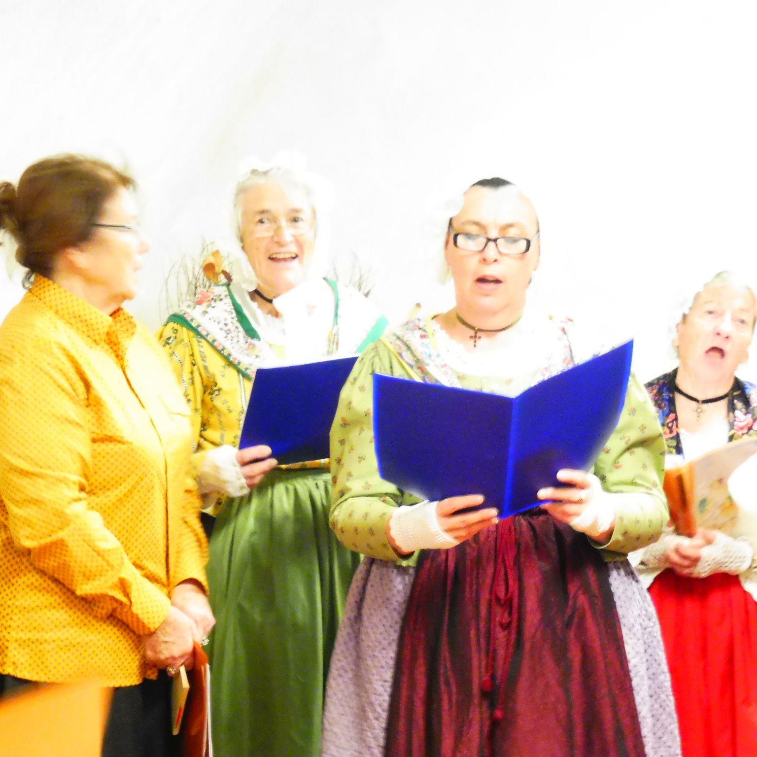 Nous avons chanté à Marignane