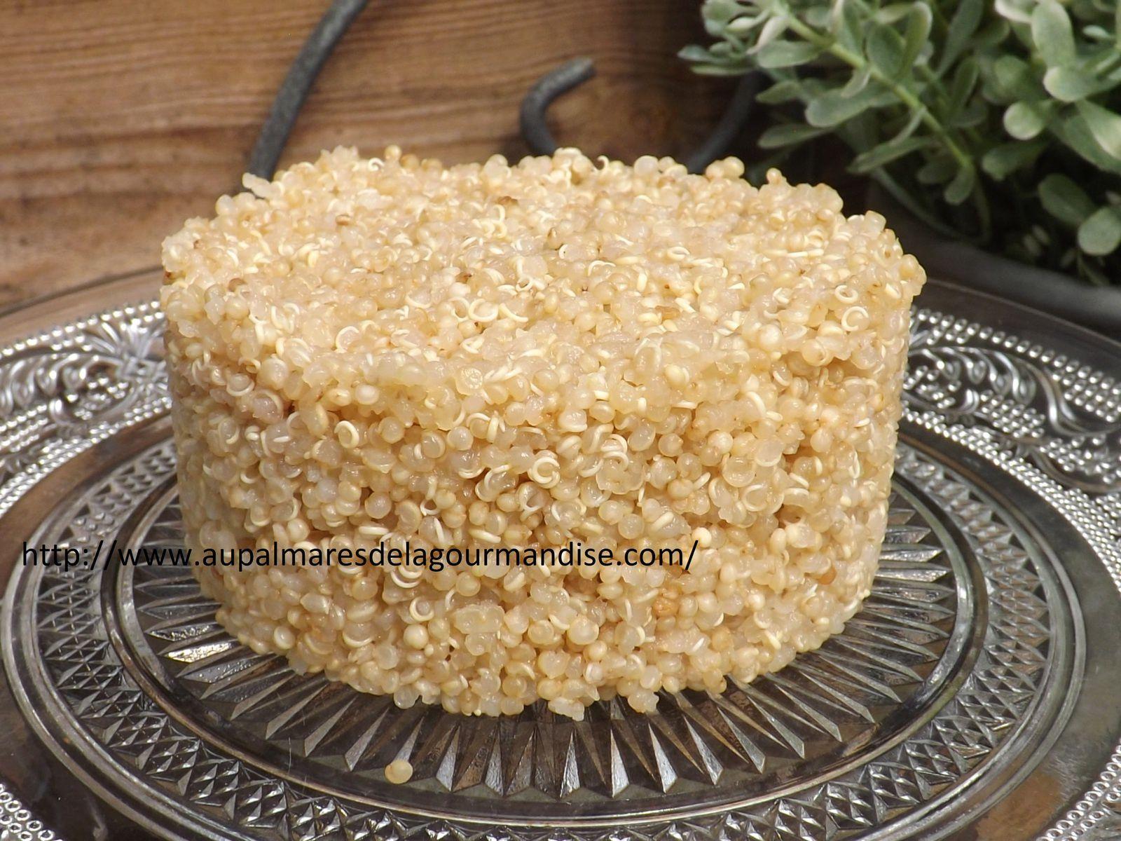 Quinoa cuisson au four,d'aprés J.Ph Derenne et  *Bowl de quinoa * IG Bas*Healthy* Hygge *VG*