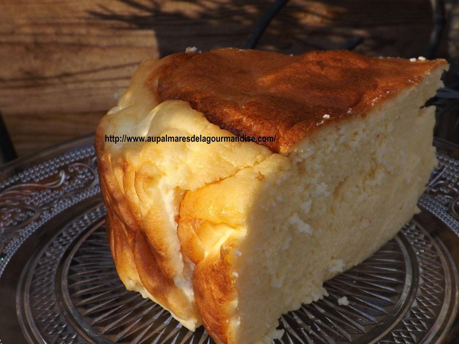 Cheesecake léger (gateau au skyr ou fromage blanc)  WW