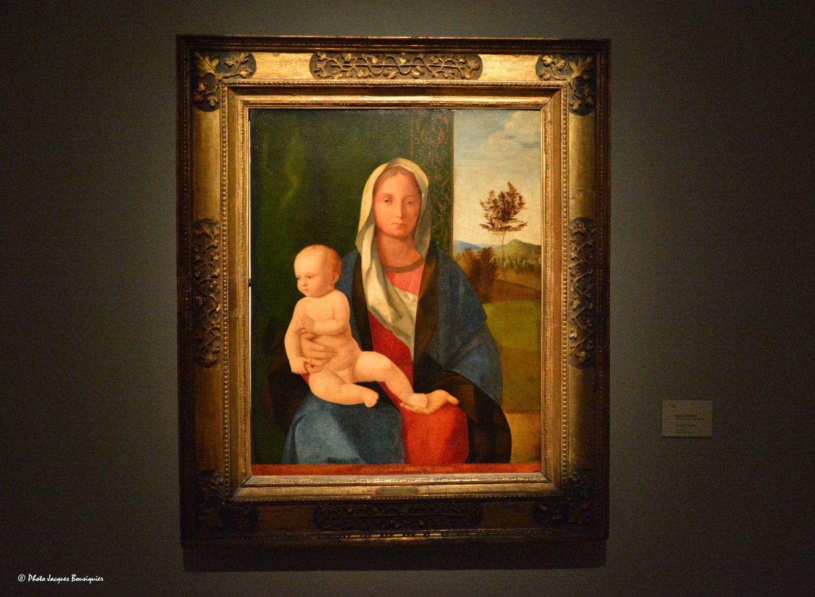 Vierge à l'Enfant - Rocco Marconi
