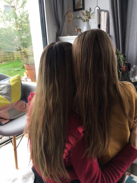 Team cheveux longs avec la Choupette