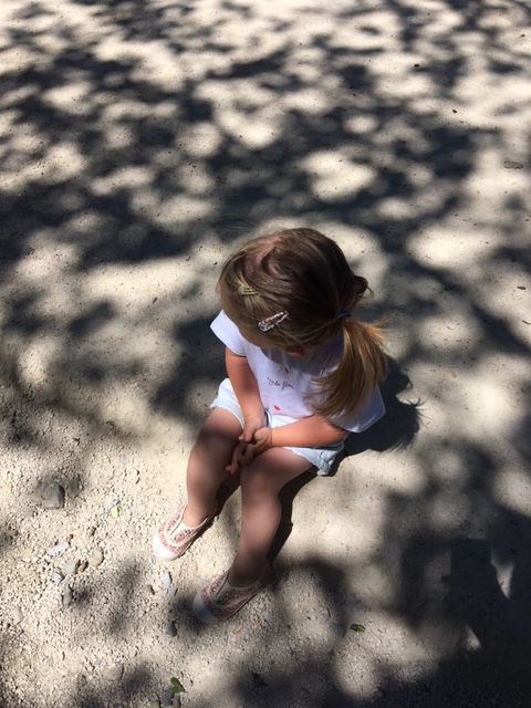 Pause de la Minie jolie