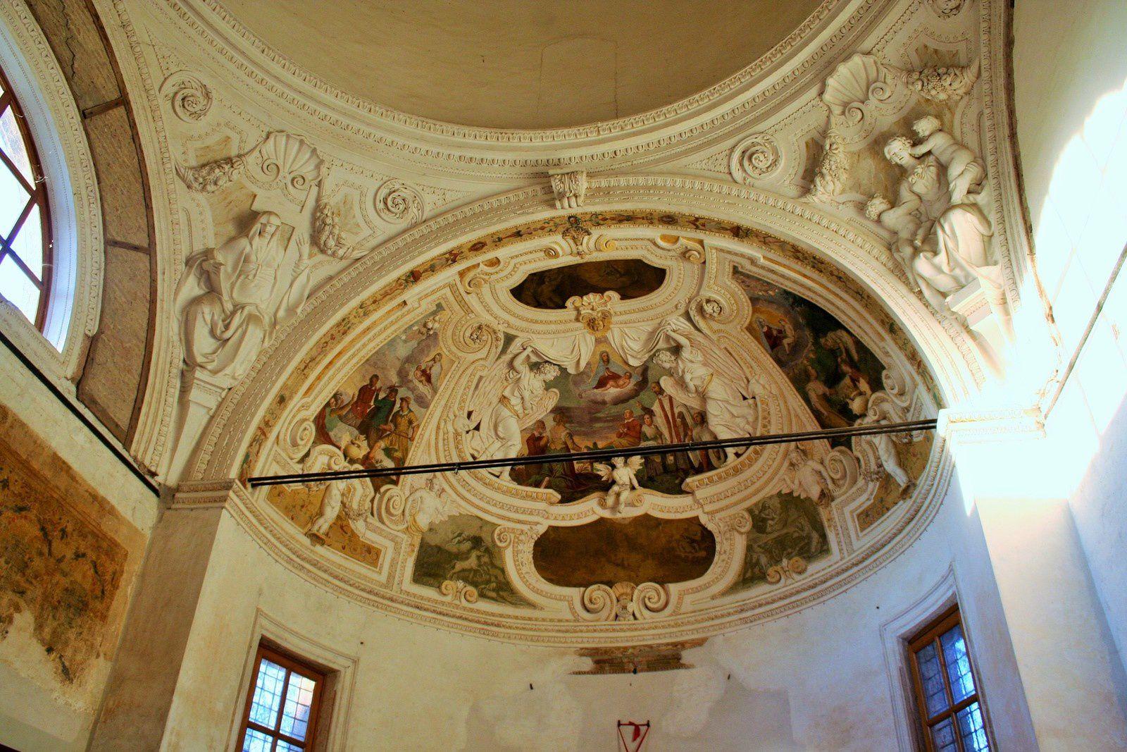 Cappella dedicata alla Madonna